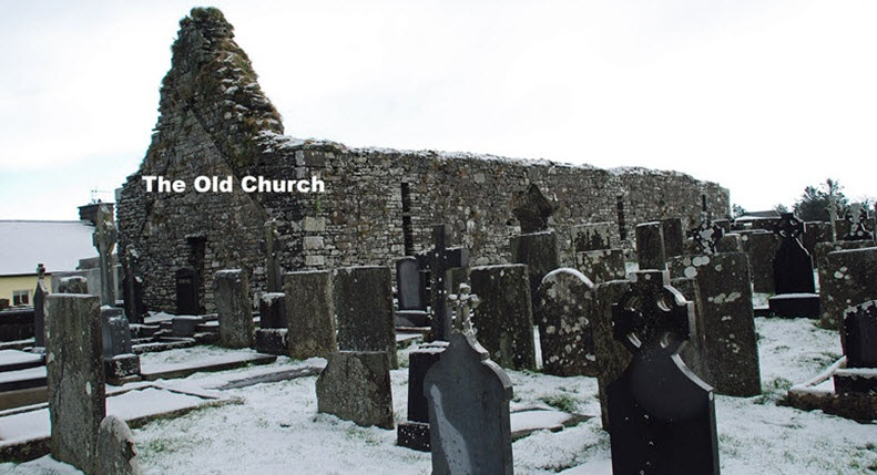 Kilmihil Old Church