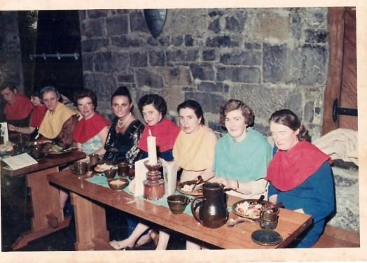 Kilmihil ICA - Maura Daly, Breda Fitzpatrick, Marian Crowley, Katty Crowley, Maura Cotter and Kitty Mc