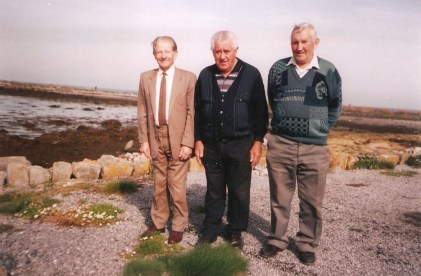 John Griffin, Paddy Carty & Paddy McNamara
