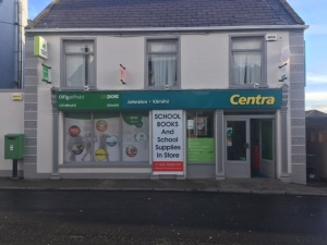 johnston's centra