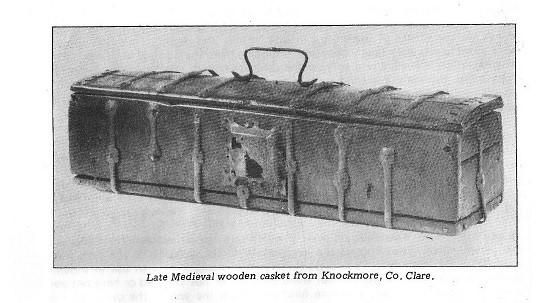 Knockmore Medieval Casket