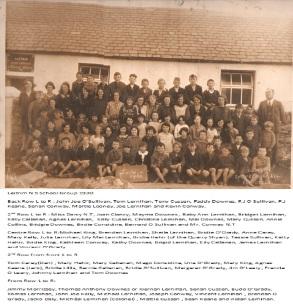Leitrim National School 1930