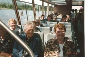 Trip to Killarney cruising Loch Leane