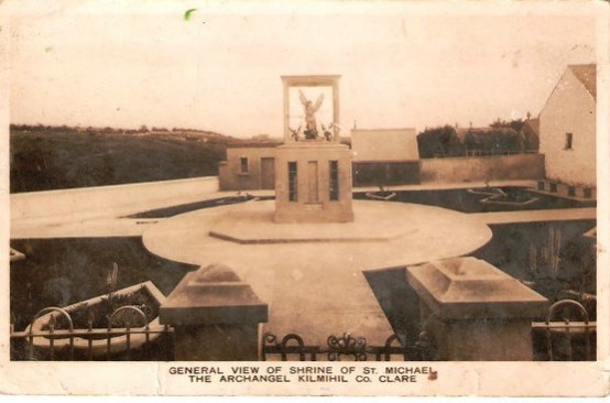 Old Postcard of the Shrine