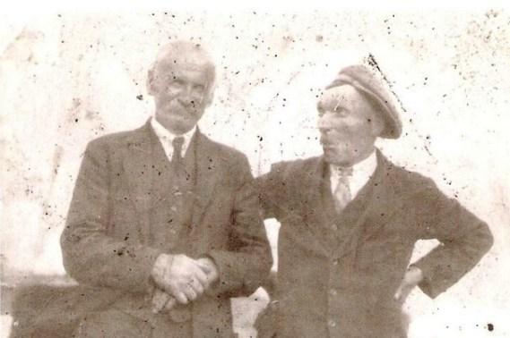 Patsy Fitzcap & James McMahon Greygrove