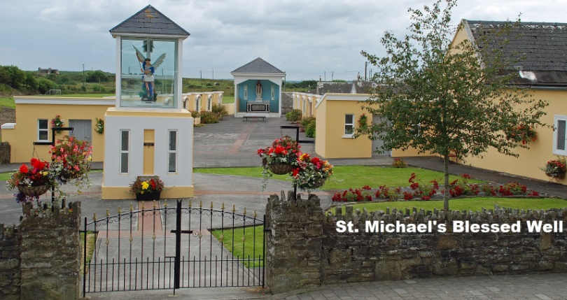 St Michael's Shrine Kilmihil