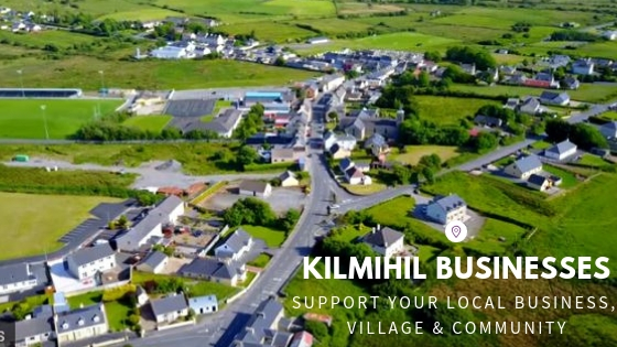 Kilmihil Businesses. Image (c) Shane Lorigan