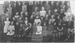 Lacken Girls School 1925